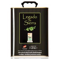 LEGADO DE SIERRA 3 L AOVE D.O. SIERRA CAZORLA